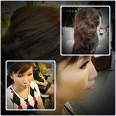 2013-1999服務過的整體造型:miss廖/精緻髮+妝