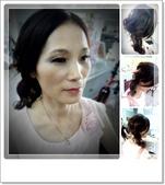 2013-1999服務過的整體造型:精緻妝髮 /巧昀