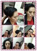 2013-1999服務過的整體造型:精緻妝髮/ 余媽媽