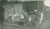 臺灣歷史印象--人文篇:機織-母子