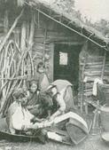 臺灣歷史印象--人文篇:機織-蕃人の機織