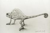 画筆練習生11-20:13蜥蜴鉛筆素描20160728.jpg