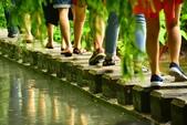 2017-09-01雨中望雲山水,東華大學 鯉魚潭: