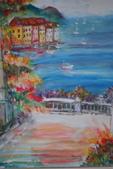 書韻最近油畫:歐洲風景....水彩