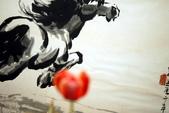 風景特寫:時間在奔跑中快速的流失!