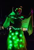 日本環球影城的夜....夜的遊行: