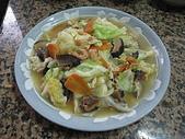 美食:高麗菜炒蝦米.香菇