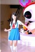 村上隆老師為LV製作的短篇動畫, 形象曲〈First Love〉由AKB48的小野恵令奈演唱:1411344396.jpg