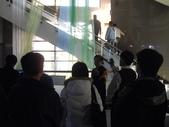 與國立中山大學第9期圖書館專業人員在職進修學分班的學生們去校外參觀_崑山科大圖書館_20100116:1766824709.jpg
