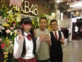 送完烏梅醬回AKB48 Cafe台灣店_20111021:1505862652.jpg