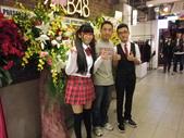 送完烏梅醬回AKB48 Cafe台灣店_20111021:1505862653.jpg