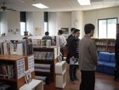 與國立中山大學第9期圖書館專業人員在職進修學分班的學生們去校外參觀_國立南科實驗中學20100116:1376781902.jpg