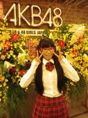 送完烏梅醬回AKB48 Cafe台灣店_20111021:1505862655.jpg