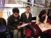 與畢業多年的可愛雄商學生們(月虹、愛雲、鐘仁)聚餐吃義大利料理_20120119:1809639129.jpg