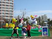 搗蛋三人組:2008台中燈會 006