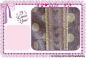 拼布手作包:紫水玉玫瑰波士頓包-3
