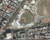 從天空看棒球場 - 台灣篇:天母棒球場