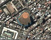 從天空看棒球場 - 台灣篇:新竹棒球場