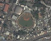 從天空看棒球場 - 台灣篇:台中棒球場