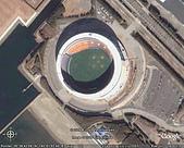 從天空看棒球場 - 日本篇:千葉マリン球場