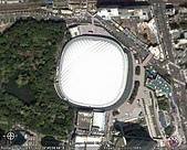 從天空看棒球場 - 日本篇:東京ドーム