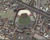 從天空看棒球場 - 日本篇:阪神甲子園球場
