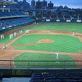 2006.03.22 新莊棒球場:第二層看台視野