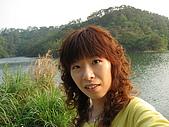 20090411 [新竹] Flying Fish & 寶山水:其實是為了照我剛染的頭髮XD