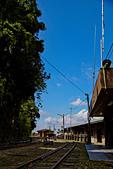 2013-06-08/09_竹崎公園、交力坪車站、瑞里雲海、螢光蕈、海鼠山日出:除了幾戶當地人,我到訪時完全沒有遊客 @交力坪