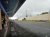 20110817_帛琉PaPaGo Day1 市區觀光:機場外的車道