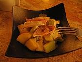 20090521 [中壢美食] 傑克的魔豆(中原):加點套餐的沙拉