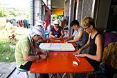 2014/06/28,29_小琉球&墾丁(陸地+海底):路邊遇見的手工麻花捲工廠,他們做的好好吃喔!