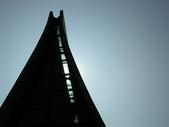 2005.06.06.台中遊(志達):傳說中的東海教堂