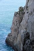 2012-10-14_東莒、東引:安東坑道洞口之一的『印地安人像岩』