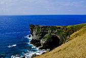 2015年10月蘭嶼的海與陸:老人岩