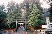 [Film 36] 日光 (日本)、瑞里 (嘉義)、南田 (台東):陰雨天的『日光二荒山神社』