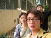 2005.06.06.台中遊(志達):中興一角自拍