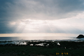 [Film 14] 2015/09 ~ 2015/12(綠島、蘭嶼、名古屋、合掌村):2015-09-21_耶穌光 @朝日附近