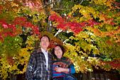 2014-11-25_福壽山賞楓:姨丈和阿姨