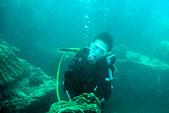 2014/11/01,02_意料之外的墾丁Fun Dive:某個洞裡~好像有點呆...Orz