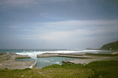 [Film 1]  綠島【Pentax Espio Mini + XTRA400】:〔2014-10-10〕 去年六月的平靜水域學習地點,這一趟是風大浪強的一個狀況~