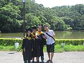 20070622 碩士服拍拍拍 (李昀 & NCU_Math):sunny,安朋,小邱,本然