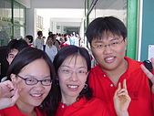 2004.11.13. 延平校慶:NCUYP的好學妹佳琳+上一張被排擠的百合