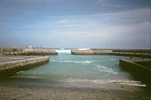 [Film 1]  綠島【Pentax Espio Mini + XTRA400】:〔2014-10-10〕 去年六月的平靜水域的中寮港