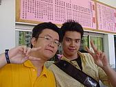 2004.11.13. 延平校慶:火雞與吳定謙(2)