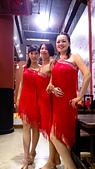 2014-10-18_Salsa表演 @大唐溫泉:我們是Salsa三美團 ^^