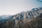 [Film 33] 三月關東_Day2/3東京&奧日光 (By 月光機):依然積雪的山頭與公路