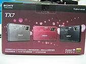 2010-04-13_SONY TX7(相機)開箱照:終於到手了~