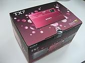 2010-04-13_SONY TX7(相機)開箱照:頭頂順便來一張
