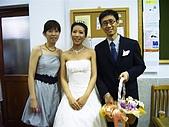20090725 李昀&玉婷的婚禮 (附: 起低&阿宅):這是阿姨的相機拍的合照